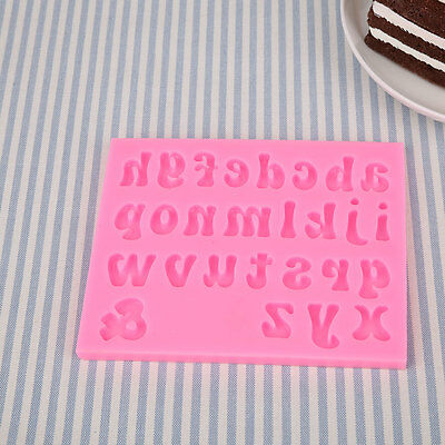 26 Minuscules Cake Bread Decorating Baking Christmas Kitchen Mould Tool