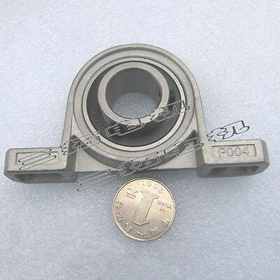 1Pcs P10 Micro Small Pillow Block Mounted Ball Bearing Bore 10mm Mechanical Use