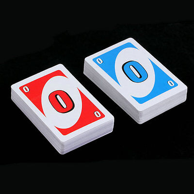 Funny Entertainment Board Game UNO Fun Poker Playing Cards Puzzle Games P5
