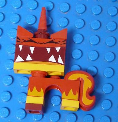 LEGO Minifig, The Lego Movie Super Angry Kitty x1PC