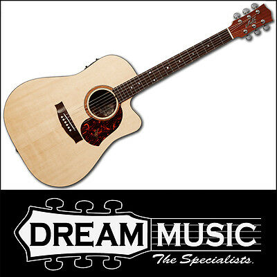 Maton SRS70C Acoustic/Electric Guitar Spruce Blackwood Dreadnought RRP$2599