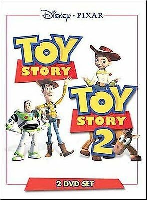 Toy Story & Toy Story 2 (2 Pack) DVD
