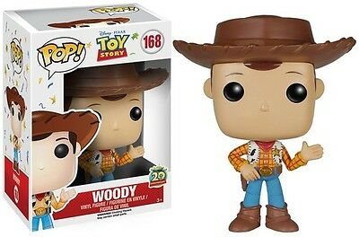 Toy Story - Woody (New Pose) - Funko Pop! Disney (2015, Toy NEU)
