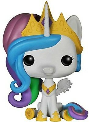 Celestia - Funko Pop! My Little Pony (2016, Toy NEU)
