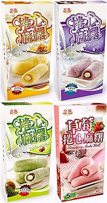 Royal Family Japanese Desert Rice Cake Mochi Roll Snacks - USA SELLER