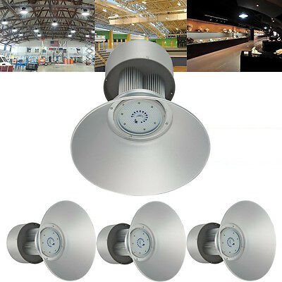 4X 150W LED High Bay Light Lighting Factory Workshop Office Industry Warehouse