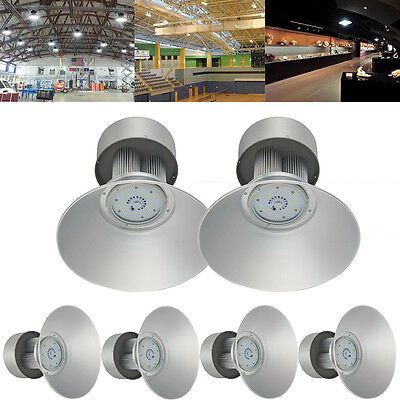6X 150W LED High Bay Light Lighting Factory Workshop Office Industry Warehouse