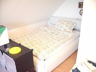futonbett 140cm x 200cm matratze top eur 100 00. Black Bedroom Furniture Sets. Home Design Ideas