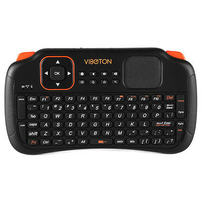 Multifunction Wireless Mini Qwerty Keyboard Mouse Touchpad for PC Laptop AC631