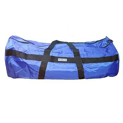 EXTRA LARGE Royal Blue Holdall Bag (AC009)