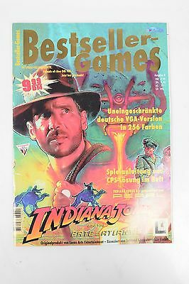 Bestseller Games Ausgabe 4 Indiana Jones and the Fate of Atlantis