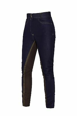 Deluxe Ladies Denim Jodhpurs (TR224)