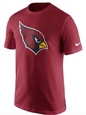 Arizona Cardinals Nike Essential Logo NFL T-Shirt