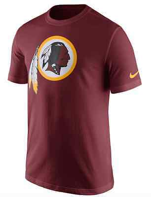 Washington Redskins Nike Essential Logo NFL T-Shirt