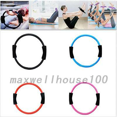 Creative Fitness Magic Resistance Ring Circle for Women Yoga Fitness Exercise