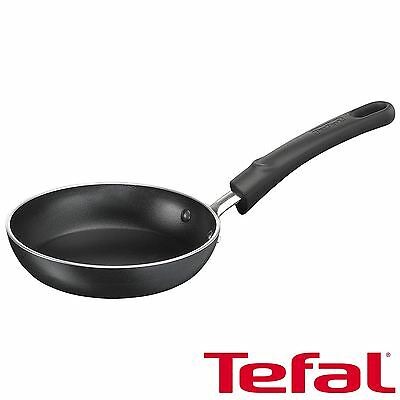Tefal Ideal One Egg Wonder Non-Stick Mini 12cm Single Portion Frying Pan - Black