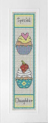 Cross stitch 16 count bookmark kit - 'Special Daughter'