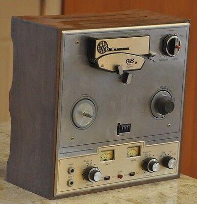 Vintage Viking 88 Tube Reel to Reel Tape Recorder • $149.99 - PicClick