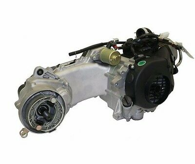 GY6 50CC 4 Stroke Short Case complete Engine 1P39QMB Kit for Most Gas Scooter