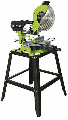 Miter saw 2,2 Kw 305mm. with table Zipper ZI-KGS305UG