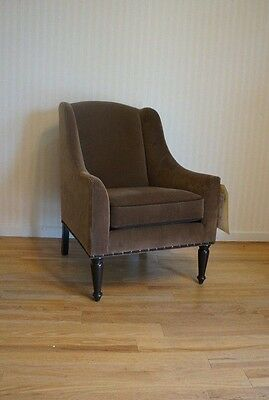 Chair ~ Upholstered Chair ~ Accent Chair ~ Hartwell Chair by Ethan Allen