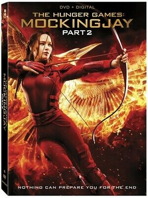 The Hunger Games: Mockingjay Part 2 [DVD DVD