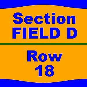 4 Lady Gaga TICKETS Centre Bell 9/4