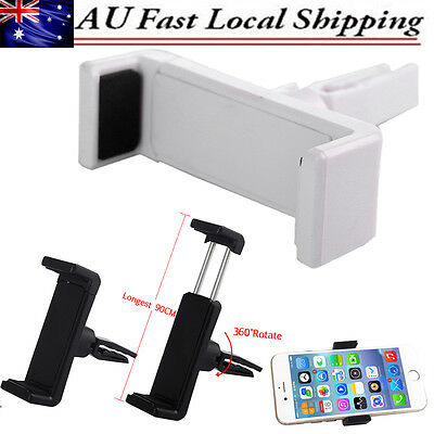 ROTATING UNIVERSAL CAR AIR VENT MOUNT STAND HOLDER FOR Mobile Cell Phone iPhone