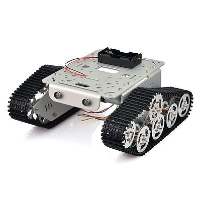 Toy Robot Car Tank Crawler Platform For Arduino DIY Projects Remote Control