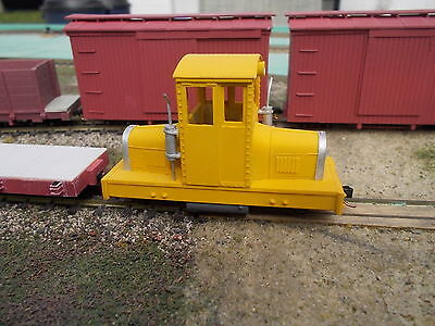 On18 1920s Gas Locomotive Conversion Kit                                Not On30