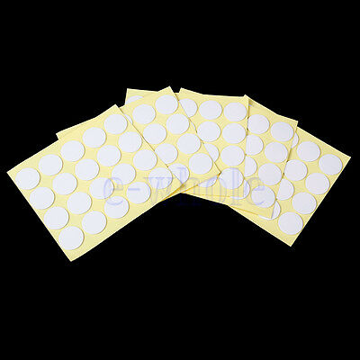 100 Wick Stickers Stick-ums Glue Dots For Candle Making DT