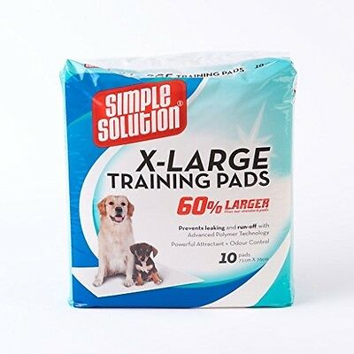 Simple Solution Training Pads, X-Large
