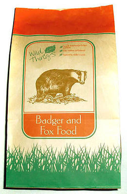 Wildthings Badger & Fox Food 2kg Wild Animal Food