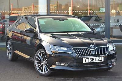 2016 Skoda Superb 2.0 TDI CR 190ps DPF Laurin & Klement