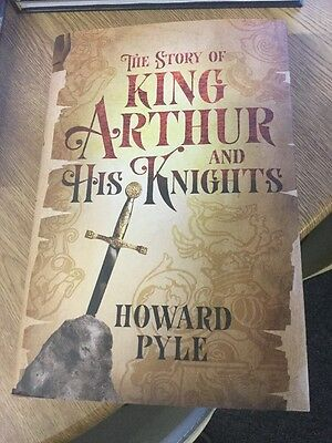 the story of king arthur Little is known about the possible figure who inspired the story of king arthur, a  heroic monarch who has been a popular mythological and.