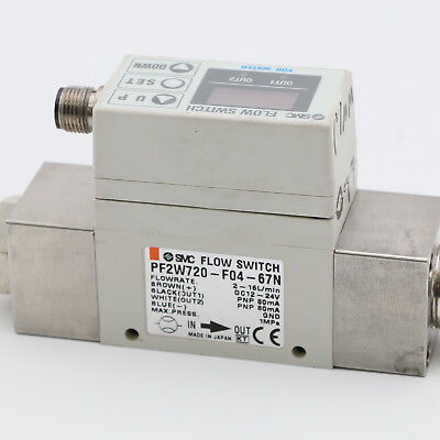 SMC  PF2W720-F04-67N Flow Switch