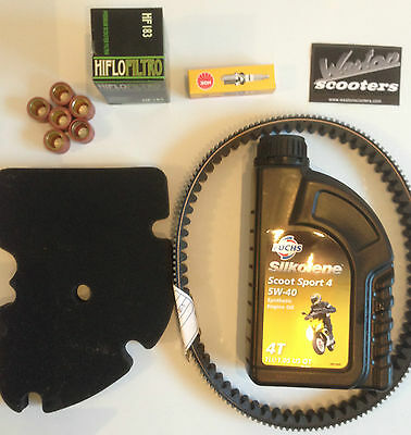 Vespa GTS 300 Genuine Parts Service kit