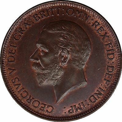 1931&1932 Bronze Penny George V [2] coins in this listing