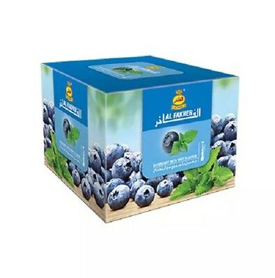 250Gr BLUEBERRY MINT Flavor Al Fakher Molasses Hookah Nargile