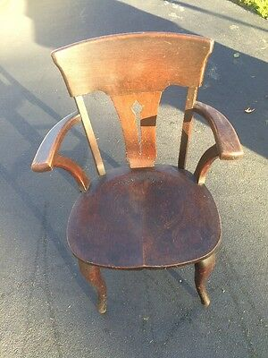 Fine Antique Heywood Brothers Wakefield Chair Buffalo Ny Ncnpc Chair Design For Home Ncnpcorg