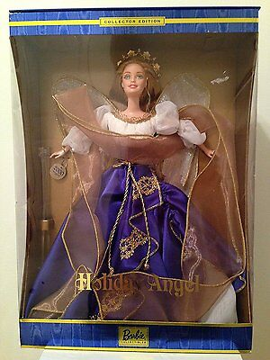 Mattel 28080 Barbie - Holiday Angel Doll Collector Ed. 2000