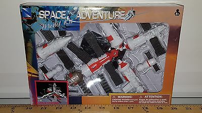 New Ray Space Adventure Plastic Space Station Model Kit