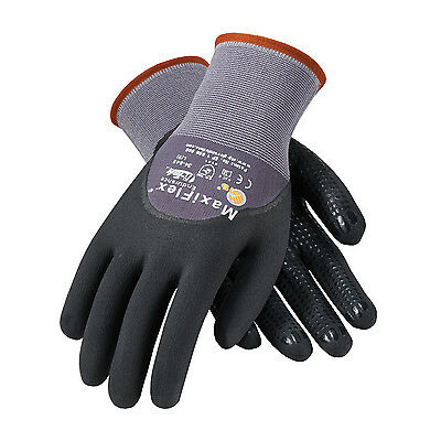 PIP 34-845 MaxiFlex Endurance 3/4 Dipped Micro-Dot Coated Gloves Large 12 pairs