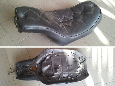 Sella Custom Sellino Aftermarket Seat Special Harley Davidson