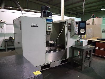 Fadal Model 3016 (904-1) Vertical Machining Center (VMC), 4th Axis Attachment