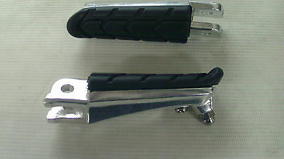 New replacement front footrests for Honda CBR600 /1100, VFR800 /1200 see  table