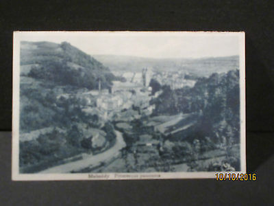 Cp - Ancienne Carte Postale Malmedy - Pittoresque Panorama - Ttb Etat
