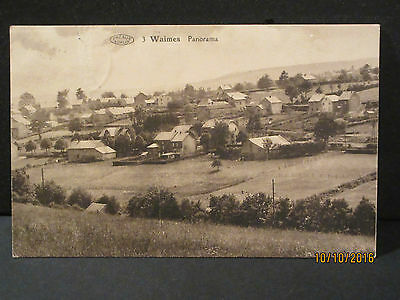 Cp - Ancienne Carte Postale Waimes  - Panorama - Edition L Crasson - Ttb Etat