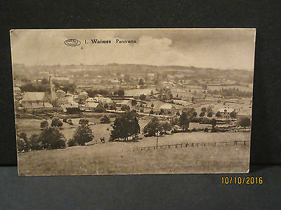 Cp - Ancienne Carte Postale Waimes  - Panorama- Edition Crasson   Ttb Etat
