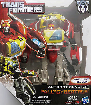 Transformers Generations Voyager Class FALL OF CYBERTRON Figur ca. 20cm